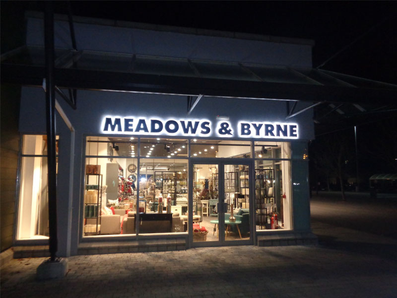 Meadows & Byrne HALO illumination
