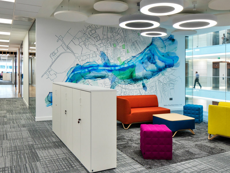 Arup Wall Graphics 2