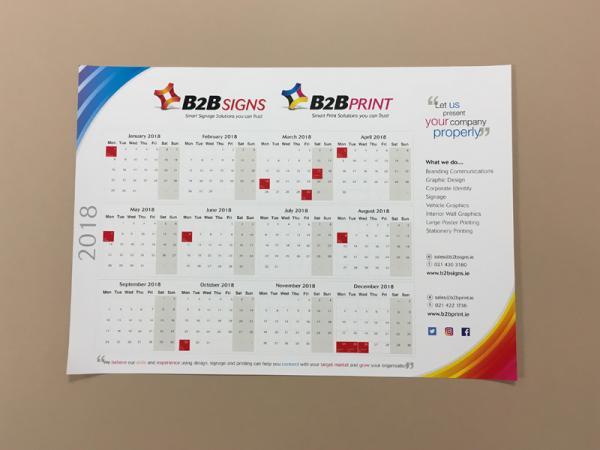 B2B Calendar 1