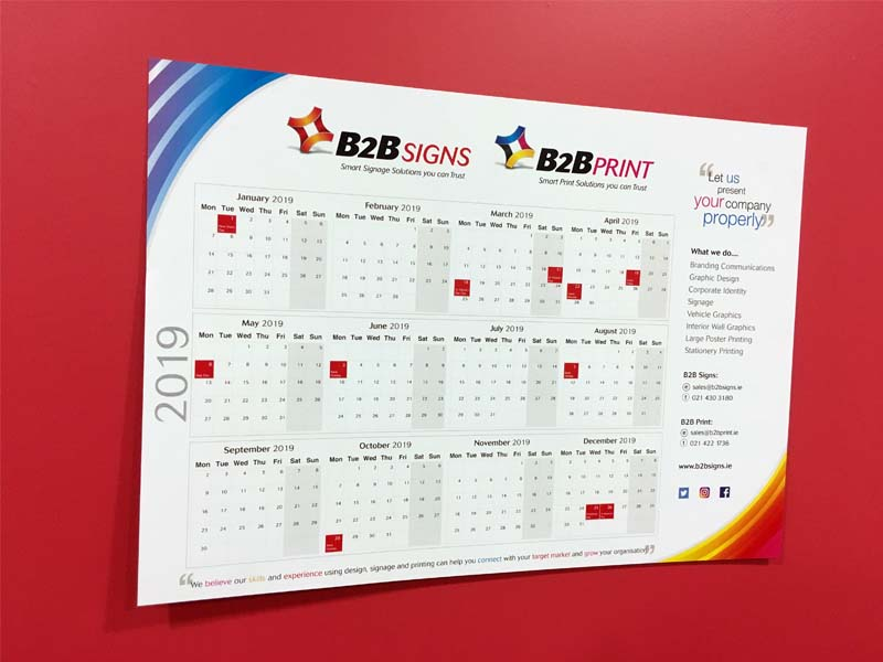 B2B Calendar 2