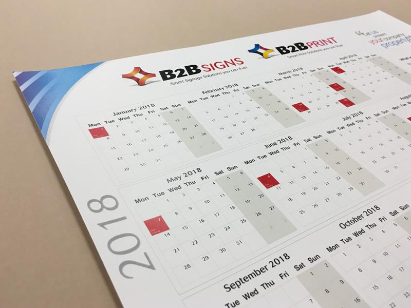 B2B Calendar 4