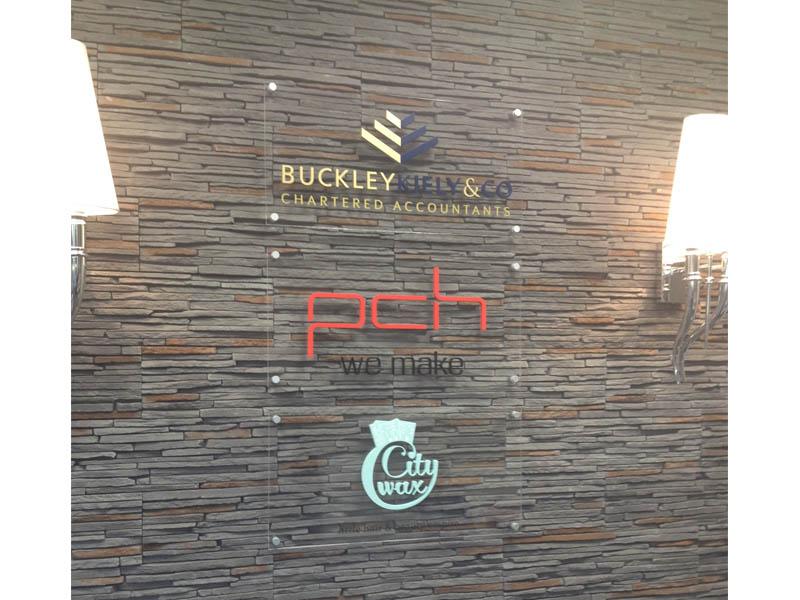 Buckley Kelly Interior Plaque