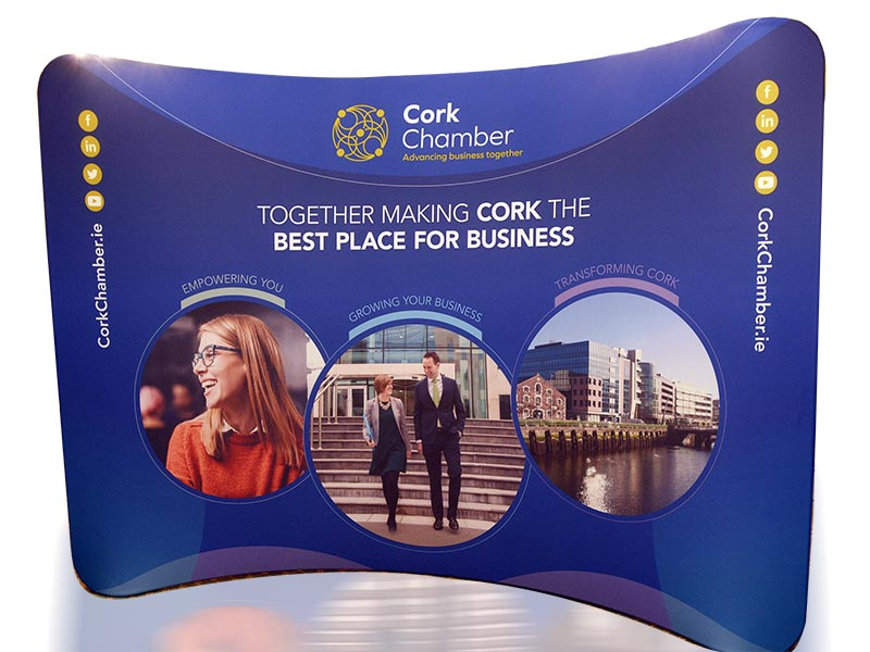 At the Cork Chamber 199th AGM. Photo: John Sheehan