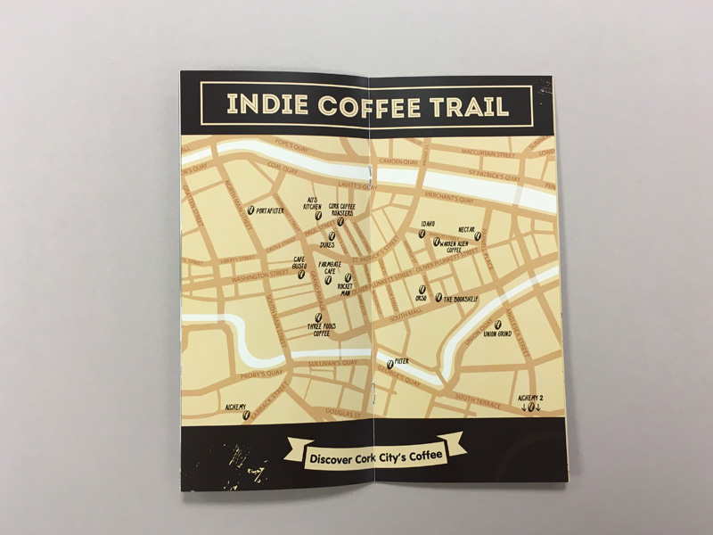 Coffee Trail Booklet