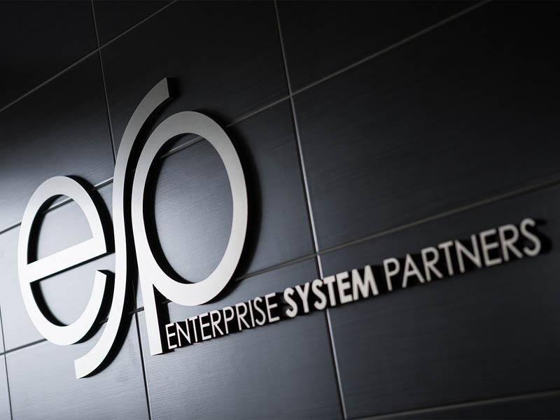 ESP butler dibond raised lettering