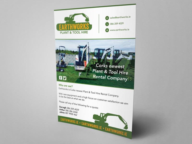 Earthworks Flyer