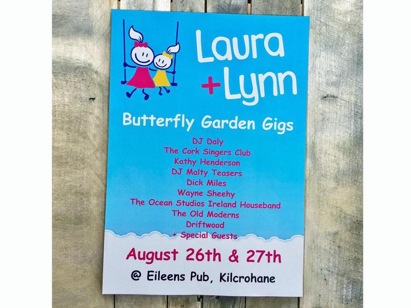Laura + Lynn Flyer