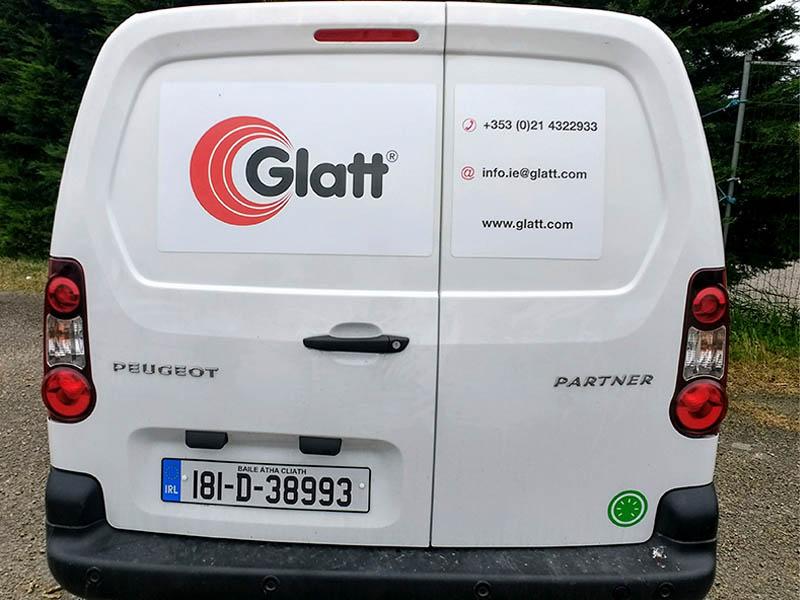 GLATT Van magnets