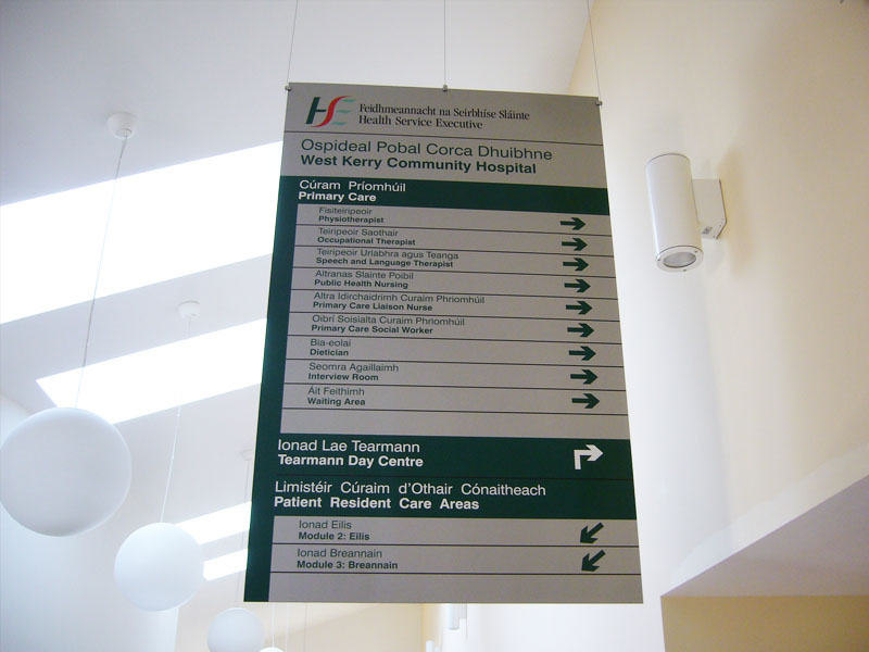HSE Kerry Hanging Directory