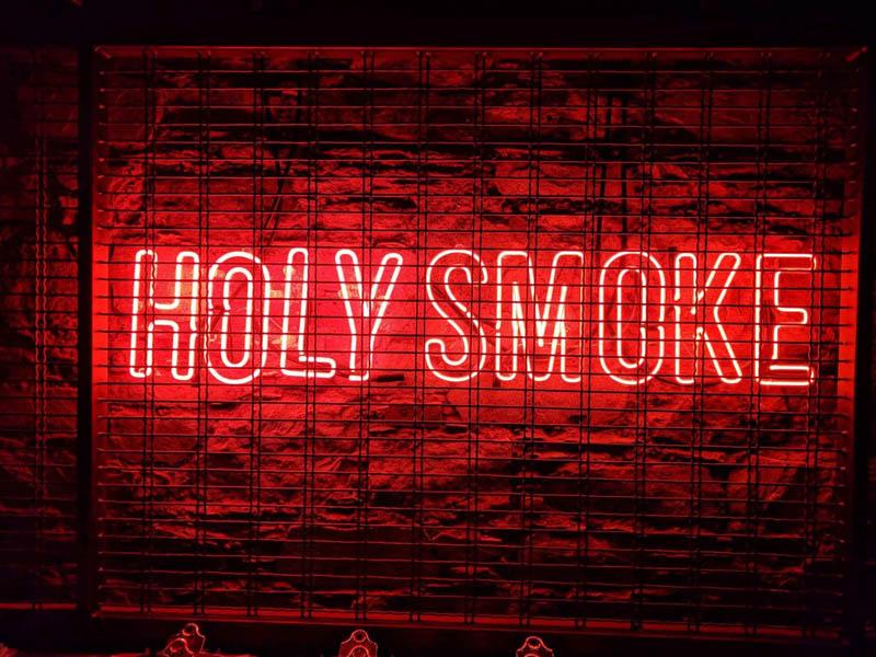 Holy Smoke 1
