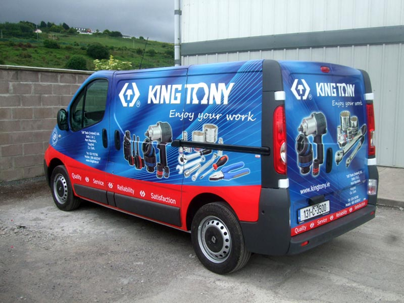 King Tony full wrap 2_Renault Trafic Van