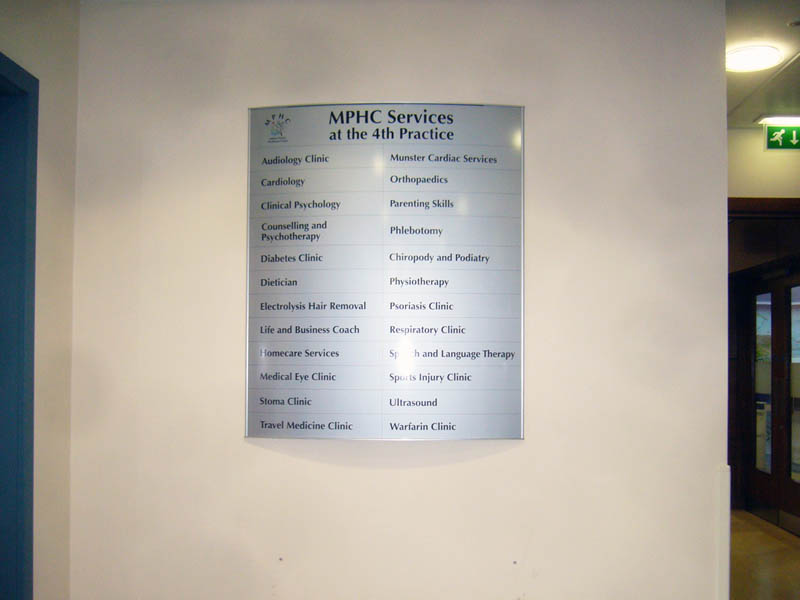 MPHC curved directory