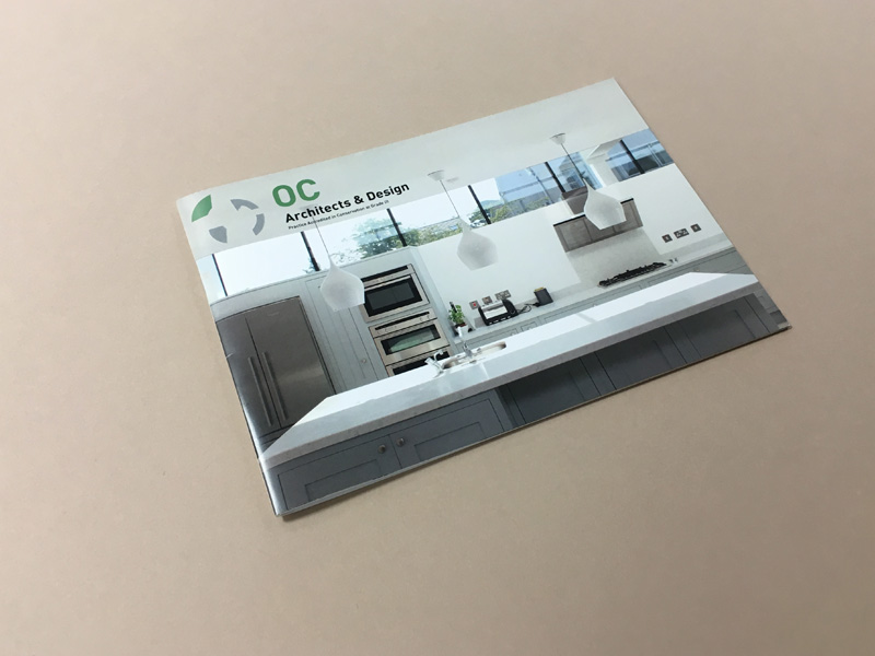 OC Architects Booklet 1