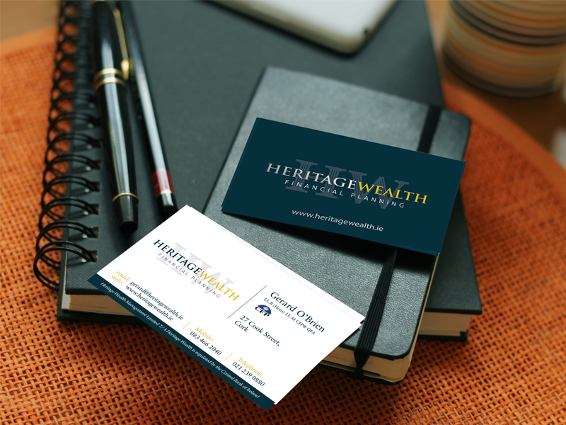 Business cards b2b signs business stationery business cards reheart Images