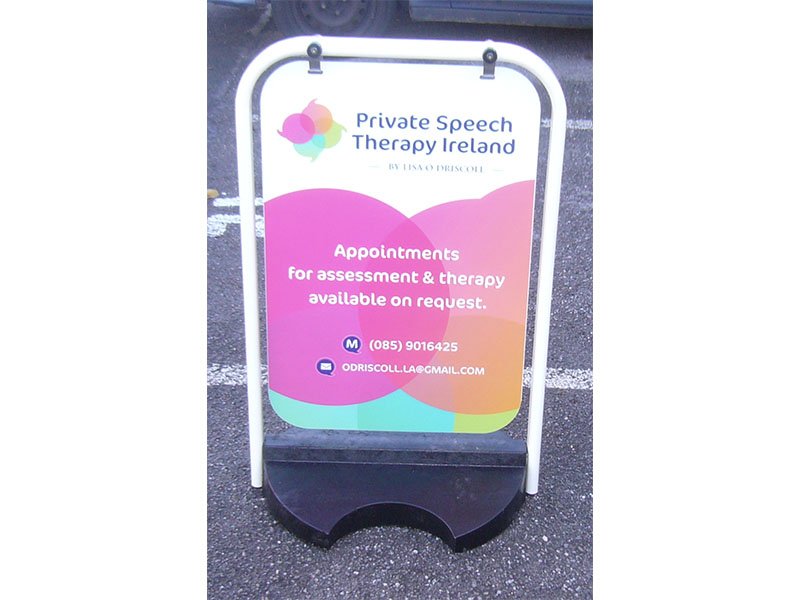 Private Speech Therapy Ireland