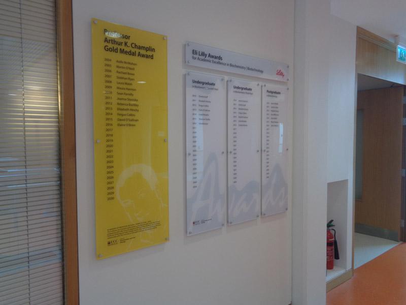 UCC Interior Plaque 2