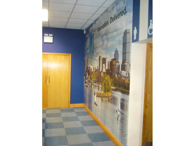 Wall Graphics 1