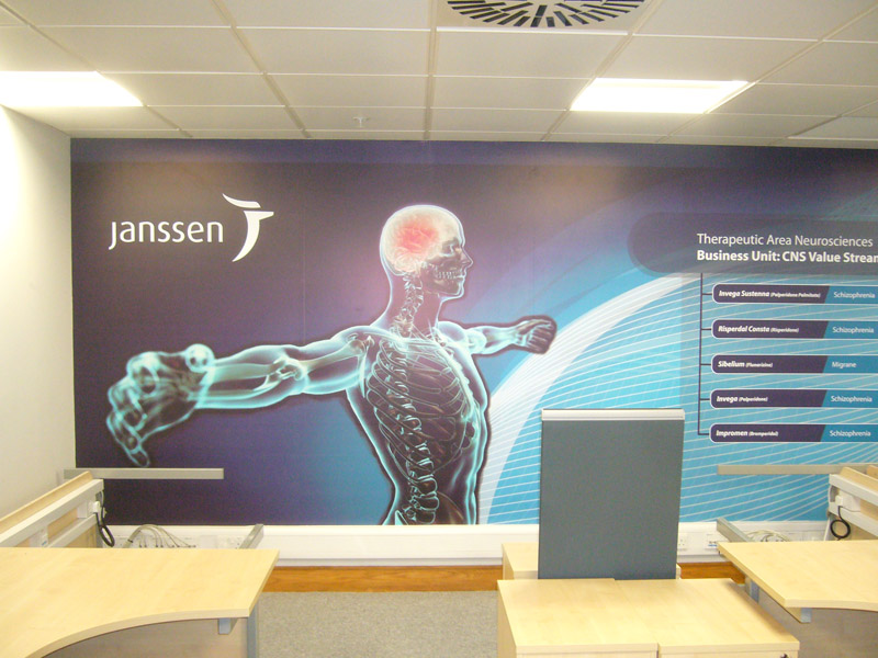 Wall Graphics 13