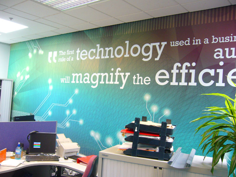 Wall Graphics 6