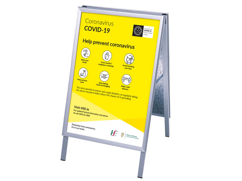 COVID SIGNS