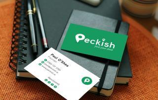 Peckish-Logo Design